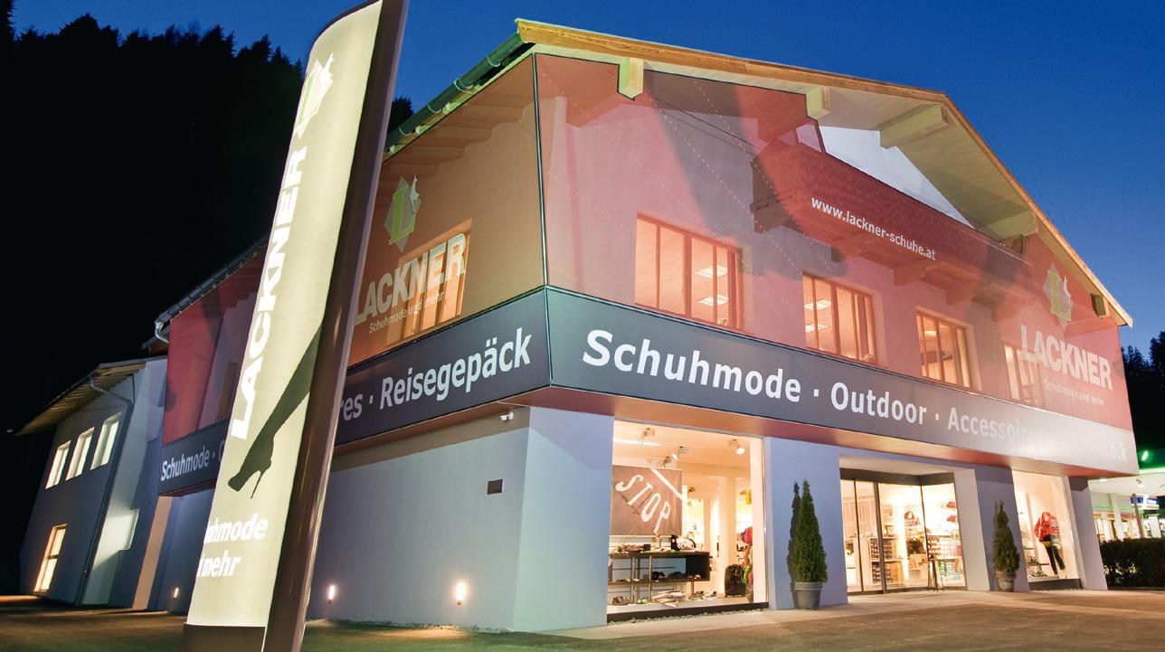 Schuhfachgeschäft in Kitzbühel