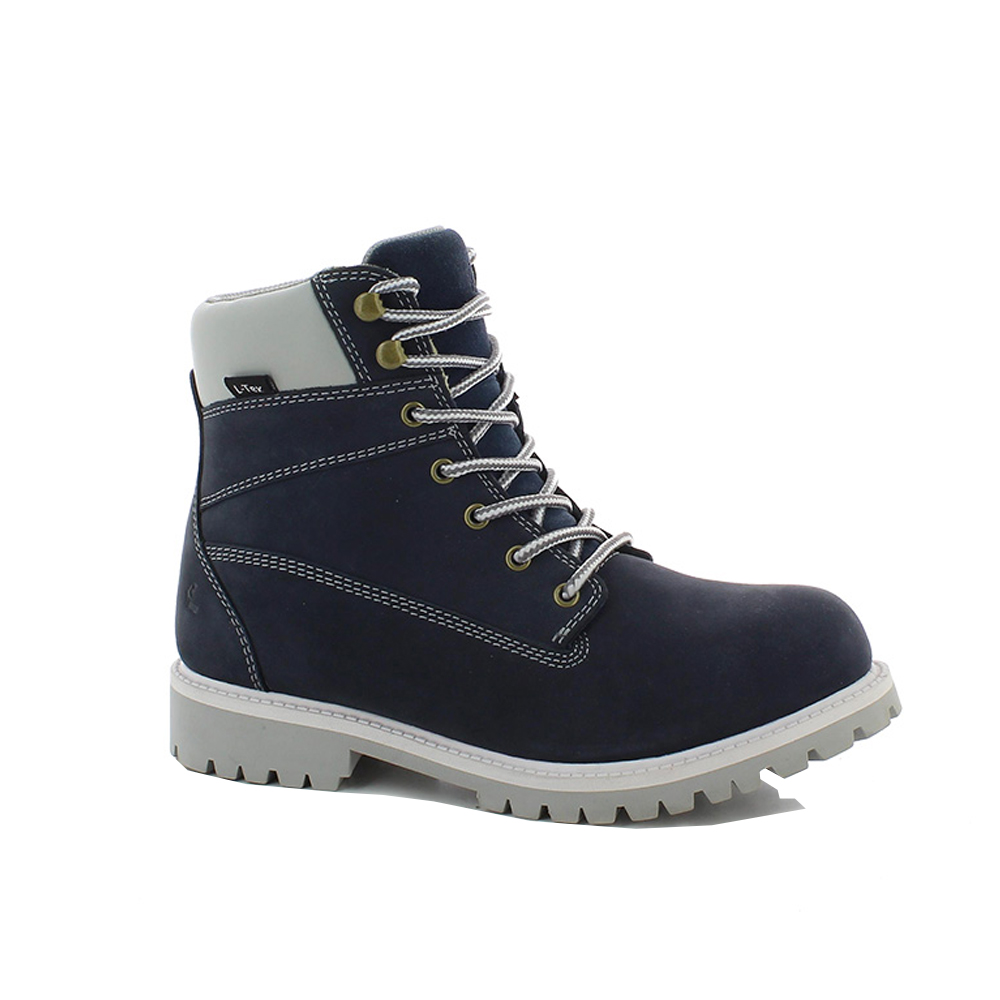 00 Damen Winterschuh Timberland 7422 Cosma L's TX blau