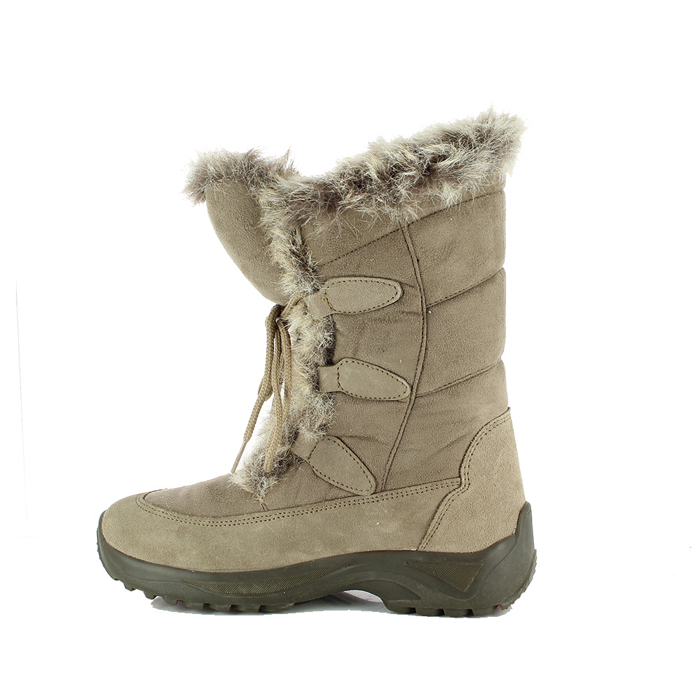huge selection of c4a81 97916 Winterstiefel Renate TX Spikes taupe