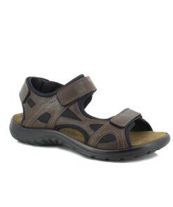 Sandale Lorenzo braun