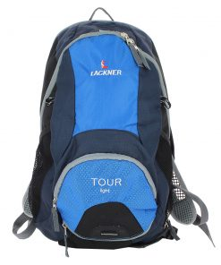 Biker Rucksack Tour Light blau
