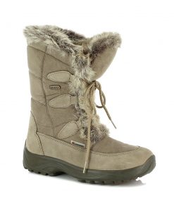 Winterstiefel Renate TX Spikes taupe