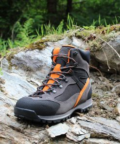 Wanderschuh Litepak STX anthrazit-orange