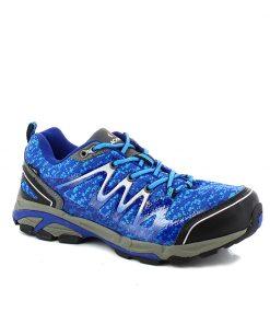 Wanderschuh Sky Light Low TX blau