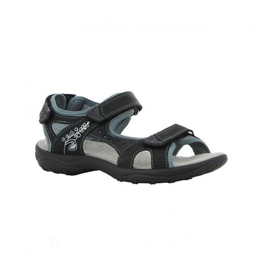 Sandale Miriam schwarz
