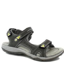 Sandale Mira grau