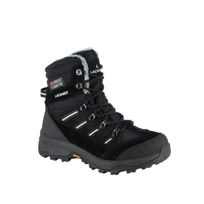 Winterschuh Snowbound STX Thinsulate schwarz