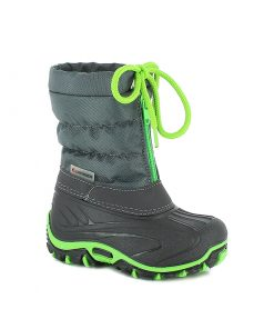 Winterschuh Flash grau