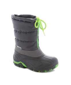 Winterstiefel Flash grau