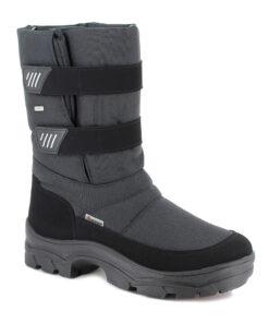 Winterstiefel Enzo STX Spikes schwarz