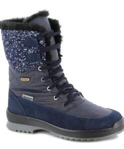 Winterstiefel Cleo TX blau