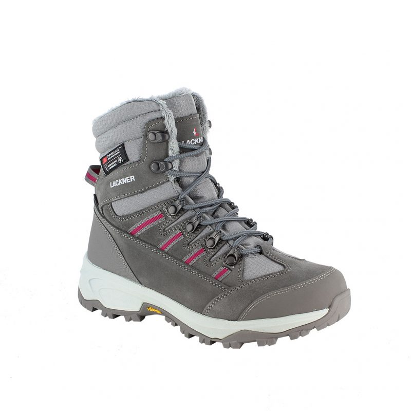 Winterschuh Snowbound STX Thinsulate grau