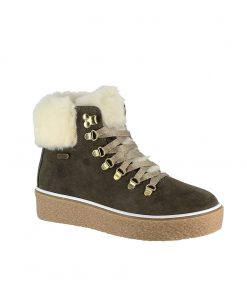 Winterschuh Hope TX braun
