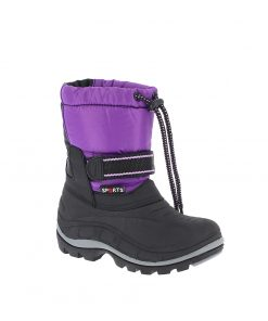 Winterschuh Electric lila