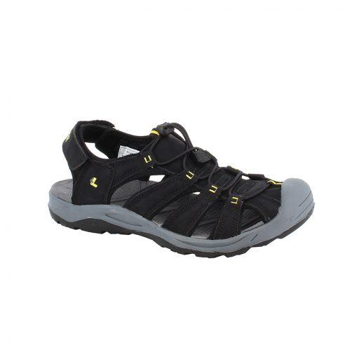 Sandale Move schwarz