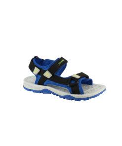 Sandale Score schwarz