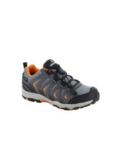 Wanderschuh Tamo TX grau-orange