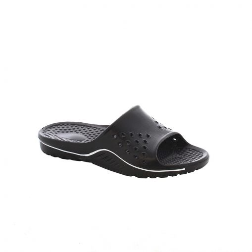 Bade - Sandale Adria schwarz