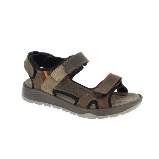 Sandale Rule braun