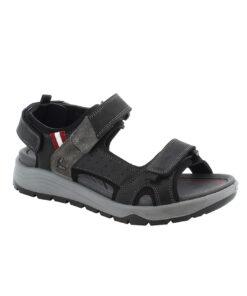 Sandale Rule schwarz