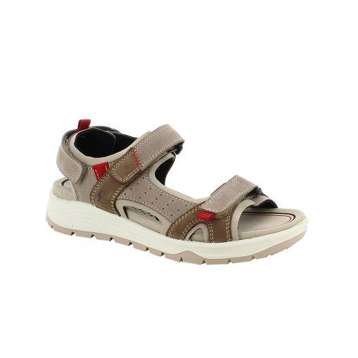 Sandale Rule taupe